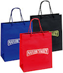 Emerald Gloss Eurotote Shopping Bags